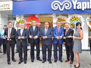 Yapı Kredi Bankası Nazilli'de İkinci Şubesini Açtı