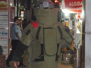 Aydın'da Şüpheli Paket Alarmı