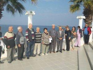 Didim'de Huzurevi Sakinleri Kahvaltıda Biraraya Geldi