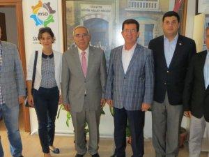 Milletvekili Ali Gültekin Kılınç, AYSO'yu Ziyaret Etti