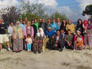 Alman Gazeteciler Latmos'a Hayran Kaldı