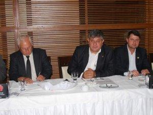 Aydın Ziraat Odaları İl Koordinasyon Kurulu Toplantısı Yapıldı