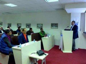 Kuşadası Ticaret Odası Meclis Toplantısı Yapıldı