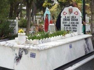 Çine Belediyesi, Şehit Mezarlarının Bakımını Yaptı