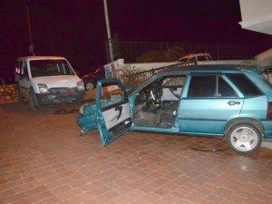 Didim'de Hırsız-Polis Kovalamacası