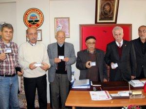 Nazilli'de Emeklilere İndirim Kartı dağıtılacak