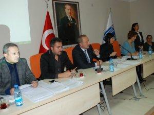 Didim Belediye Meclisi 2014'ün son toplantısını yaptı