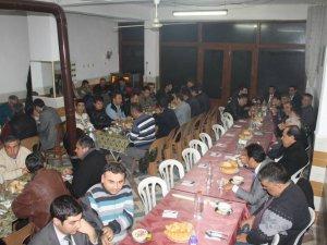 Başkan Tuğrul Ozan kaynaşma yemeği düzenledi