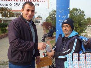Aydın'da Milli Piyango biletlerine yoğun ilgi var