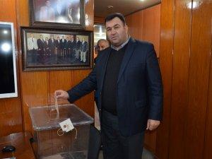 Nazilli Ticaret Odası 11'inci Meslek Komitesi yeniden seçildi