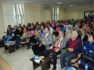 Didim'de 'Meme Kanseri' semineri düzenledi