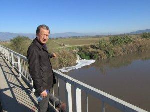Menderes Nehri ölüm saçmaya başladı