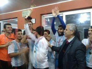 Söke'de üniversiteliler Halı Saha Turnuvası'nda buluştu