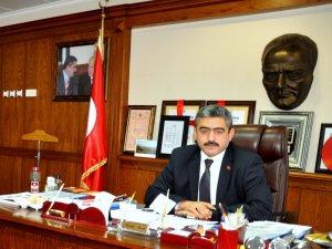 Başkan Haluk Alıcık, Mevlid Kandili mesajı yayınladı