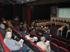Kuşadası Belediye Meclis Toplantısı yapıldı
