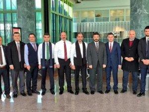 AK Parti'nin 'İl Başkan Adayları' görücüye çıktı