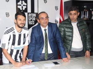 Aydınspor 1923, Onur Kolat ile sözleşme imzaladı