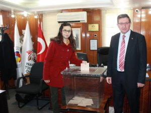 Nazilli Ticaret Odası 8'inci Meslek Komitesi Seçimleri yapıldı