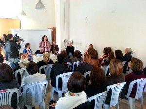 Söke Kadın Meclisi Başkan Süleyman Toyran'ı ağırladı