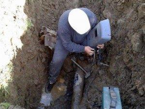 Kuyucak'ta 'Alt Yapı' çalışmaları sürüyor