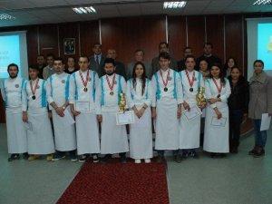 ADÜ Didim MYO'lu öğrencileri ödüllendirildi