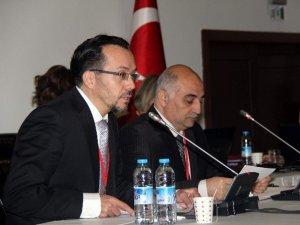226. ÜAK Toplantısı Prof. Dr. Bircan Başkanlığı'nda gerçekleşti