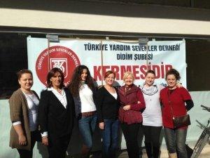 TYSD Didim Şubesi 3 yılda birçok projeye imza attı