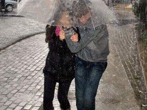 DİKKAT! Aydın'a kuvvetli yağış ve sel uyarısı yapıldı!