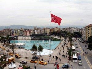 Aydın'da yürüyüş güzergahları yeniden düzenlendi