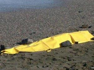 Kuşadası'nda kıyıya vurmuş ceset bulundu