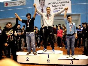 Aydın'dan Muay Thai'de rekor başarı geldi