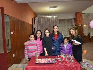 Karacasu'da kadınlar için eylence düzenlendi