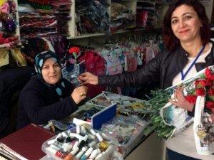 Büyükşehir Kadınlar Günü'nü kutladı