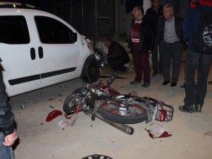Aydın'da trafik kazası: Biri ağır iki kişi yaralandı