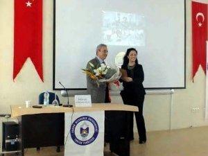 Prof. Dr. Polat, ADÜ Turizm Fakültesi ailesiyle buluştu