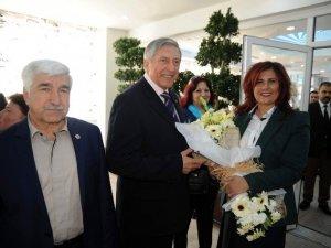 Başkan Çerçioğlu, Şehit aileleriyle kahvaltıda buluştu