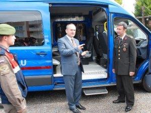 Didim'de mobil jandarma karakolu tanıtıldı