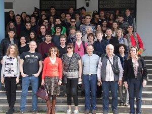 Menderes Anadolu Lisesi, proje ortaklarını ağırladı
