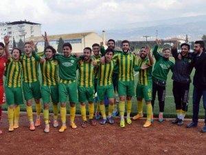 Çine Madranspor, Arsinspor'u 2-1 mağlup etti