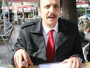 AK Partili Aday Adayı Turgut'un 18 Mart mesajı