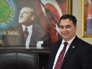 Başkan Kılınç Çanakkale Şehitlerini andı