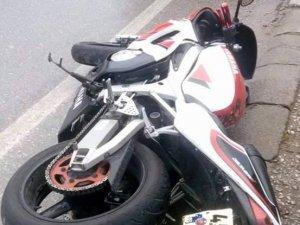 Trafik kazasında bacağı kopan askeri personel Gata'ya sevk edildi