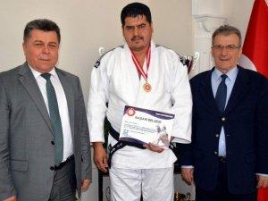 Aydınlı Sporcu Veteranlar Judoda Türkiye Şampiyonu oldu