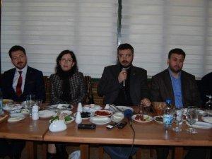 AK Parti'li Özmen: Aydın'da yüzde 40'ın üzerinde bir oy alacağız