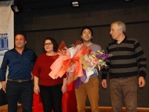 Didim'de Dünya Tiyatrolar Günü etkinliği yapıldı