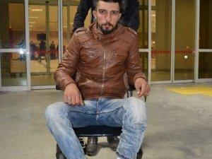 Nazilli'de çarptığı  yayayı yaralı bırakıp kaçtı