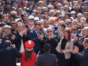 Çerçioğlu, Yazıkent Kapalı Pazar Yerini açtı