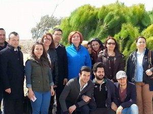 Aydınlılar 'Dünya Sağlık Günü'nü Köşk'te kutlayacak