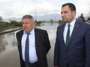 Sümer: 'CHP, yağmurdan selden bile medet umar hale geldi'