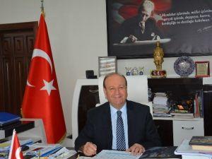 """Başkan Özakcan; """"Türk Polis Teşkilatı Ülkemizin En Köklü Kuruluşlarındandır"""""""